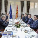 Negotiations about Macedonia's Membership in EU may start in June 2019
