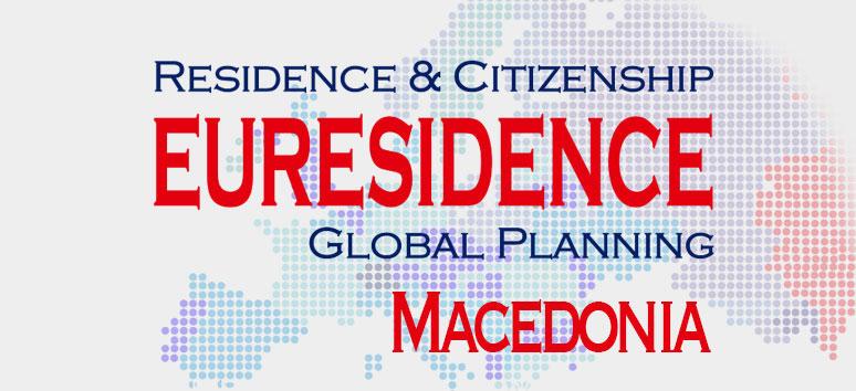 Residence Permit Macedonia